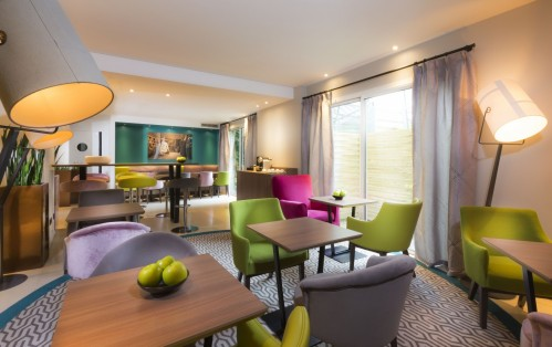 Acanthe Boulogne Hotel – Breakfast