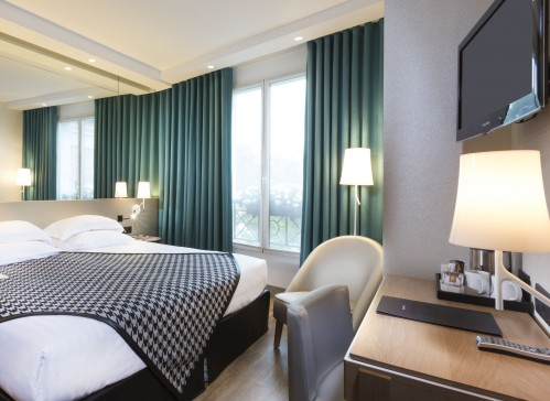 Acanthe Boulogne Hotel – Superior Room