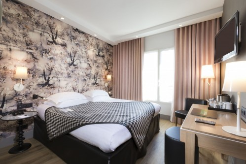 Acanthe Boulogne Hotel – Classic Room