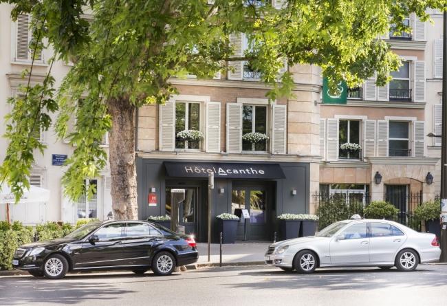 Quality Hotel Acanthe *** | Boulogne-Billancourt | Access
