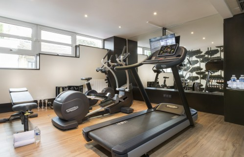 Acanthe Boulogne Hotel – Fitness